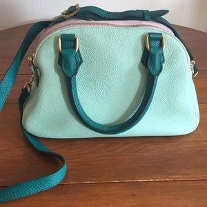 Jcrew crossbody mini satchel